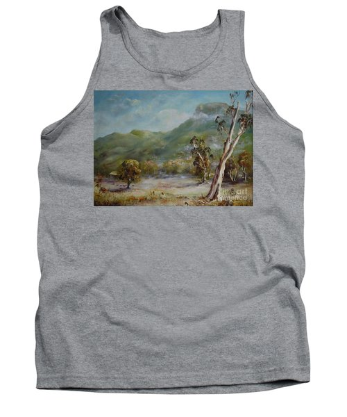 Boronia Peak Tank Top