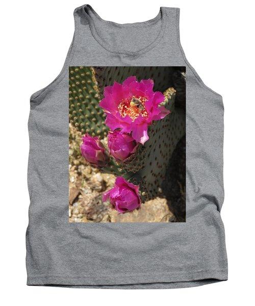 Borrego Springs Bloom 6 Tank Top