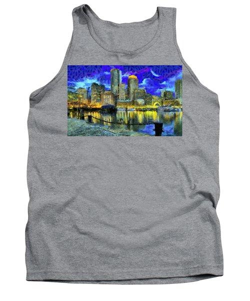 Boston 1 Tank Top