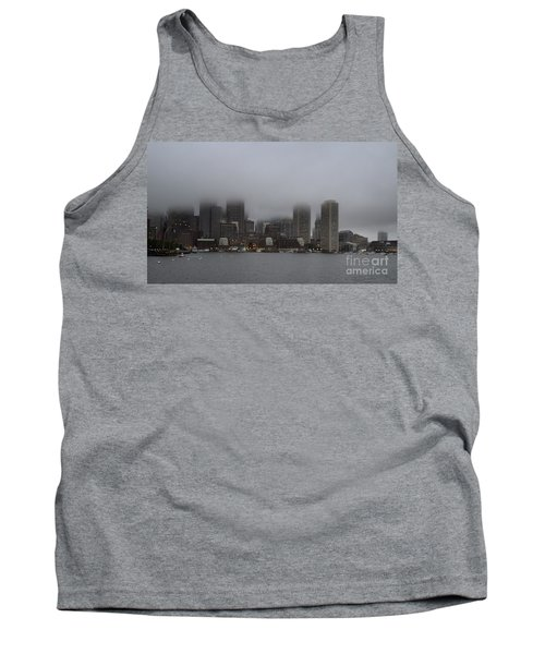Boston In The Fog Tank Top