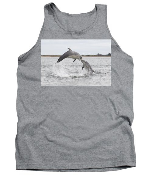 Bottlenose Dolphins - Scotland #1 Tank Top
