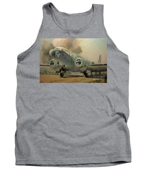 Bouncing Bertha Tank Top