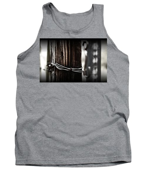 Bound  Tank Top by Mark Ross