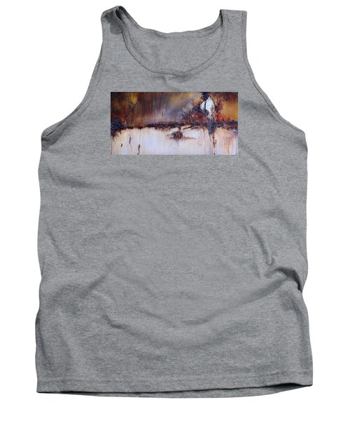 Boundary Waters Tank Top by Theresa Marie Johnson