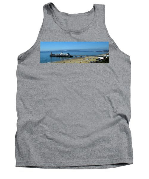 Bournemouth Pier Dorset - May 2010 Tank Top
