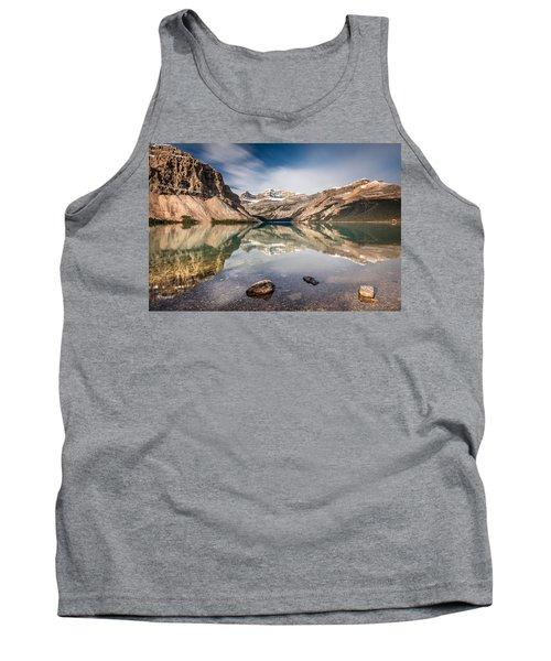 Bow Lake Glorious Reflection Tank Top
