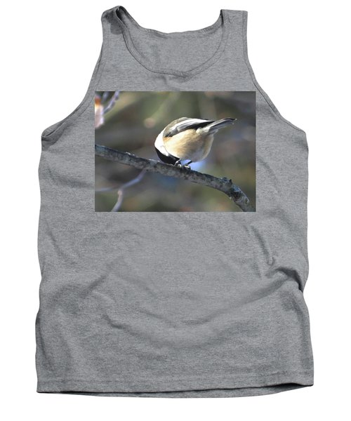 Bowing On A Branch Tank Top