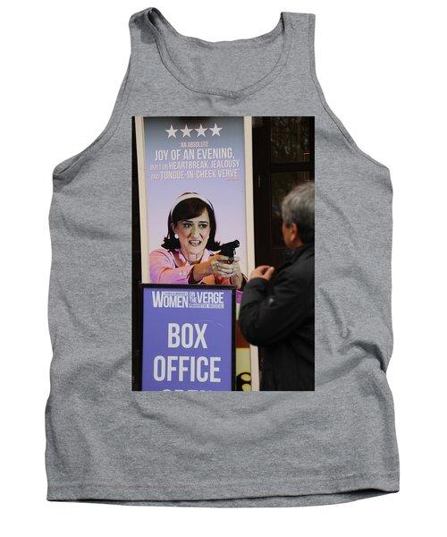 Box Office Tank Top