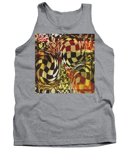 Boxed In Tank Top