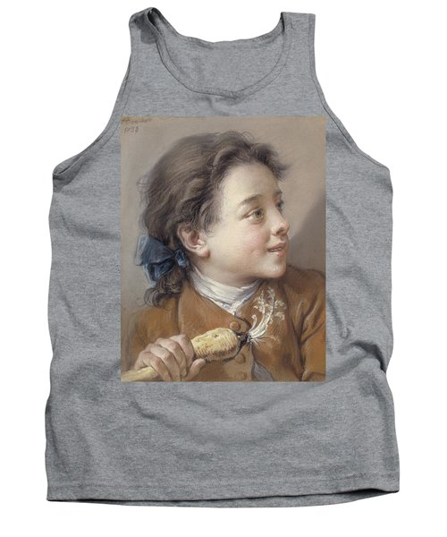 Boy With A Carrot, 1738 Tank Top