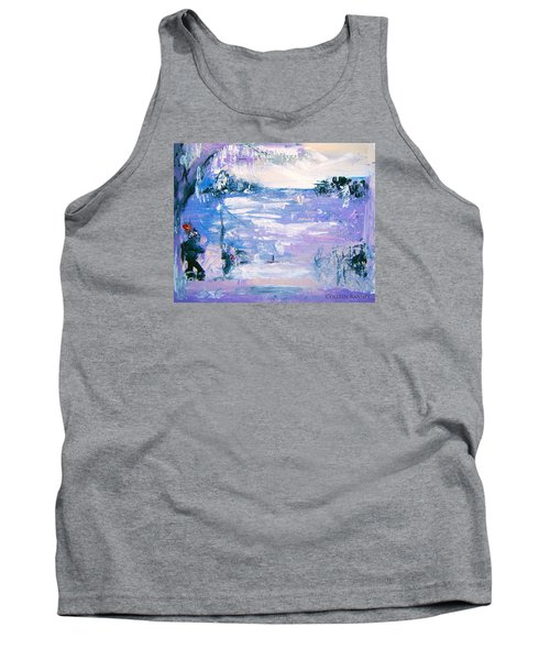 Be Brave By Colleen Ranney Tank Top