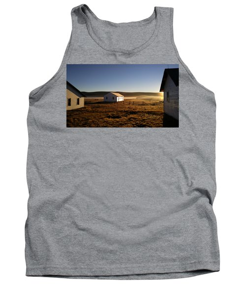 Breakfast In The Air Tank Top