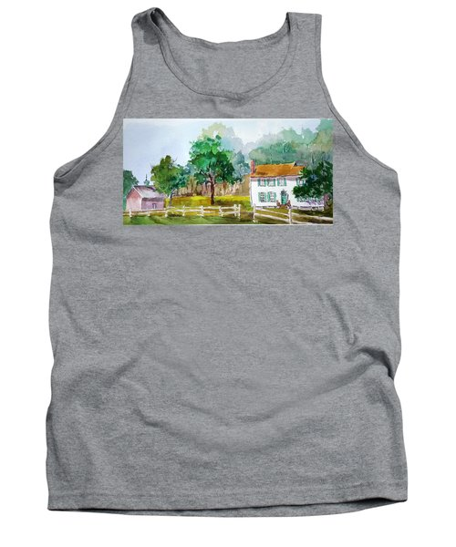 Brecknock Park Tank Top by Larry Hamilton