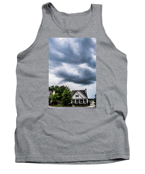 Brewing Clouds Tank Top