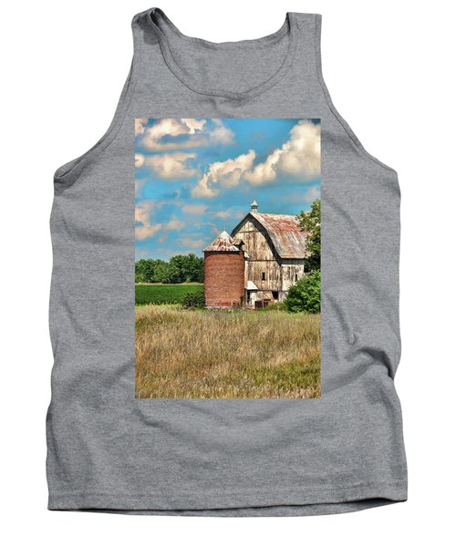 Brick Silo Tank Top by Trey Foerster