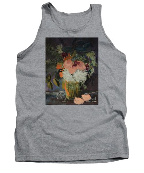 Bridal Bouquet II Tank Top