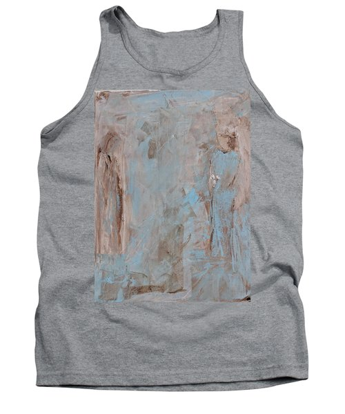 Bride Angel/ Blessed Mother Tank Top