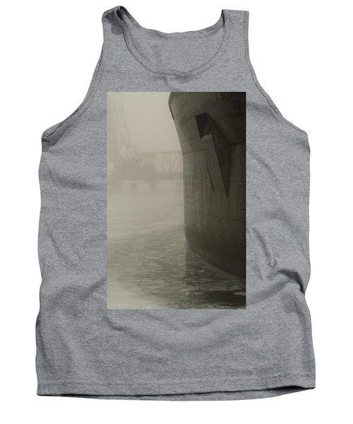 Bridge And Barge Tank Top