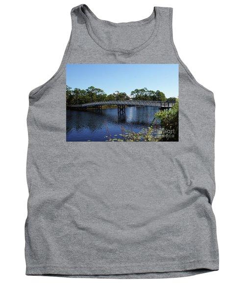 Western Lake Bridge Tank Top