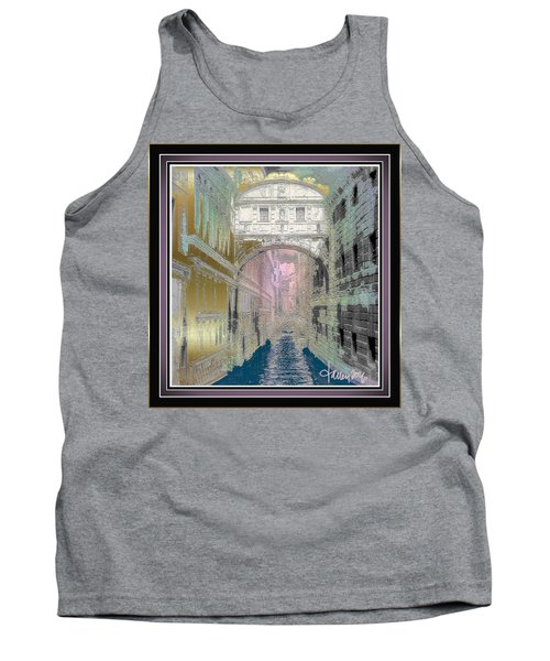 Bridge Of Sighs Tank Top