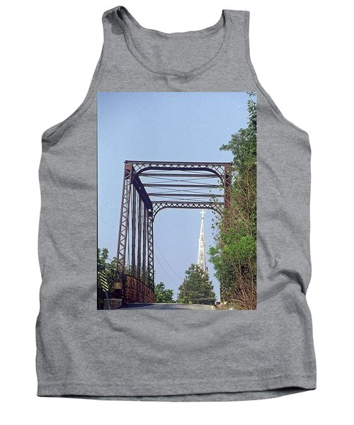 Bridge To God Tank Top