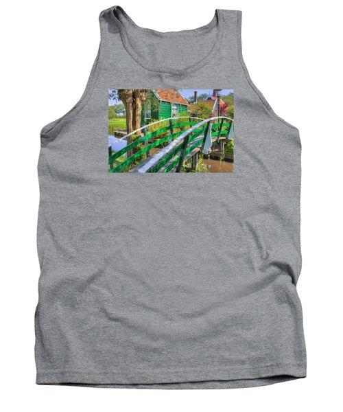 Bridge To The Village Tank Top