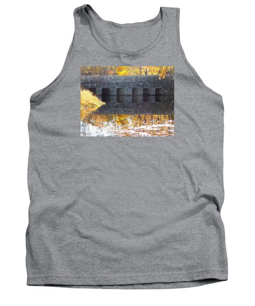 Bridges Reflection Tank Top by Catherine Gagne