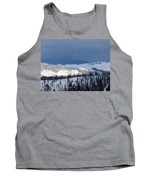 Tank Top featuring the photograph Bright Patch Of Sunshine by Will Borden