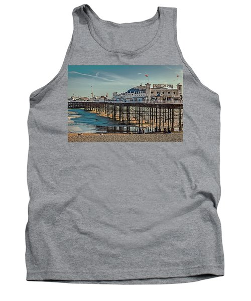 Brighton Pier Tank Top