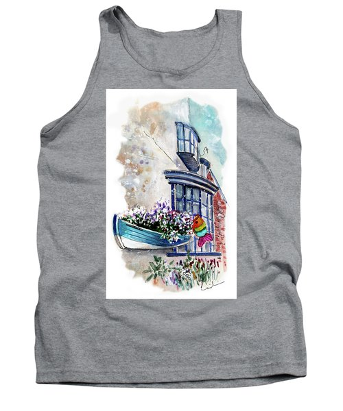 Broadies By The Sea In Staithes Tank Top