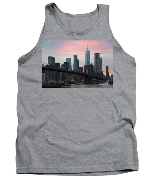 Brooklyn Bridge New York Tank Top