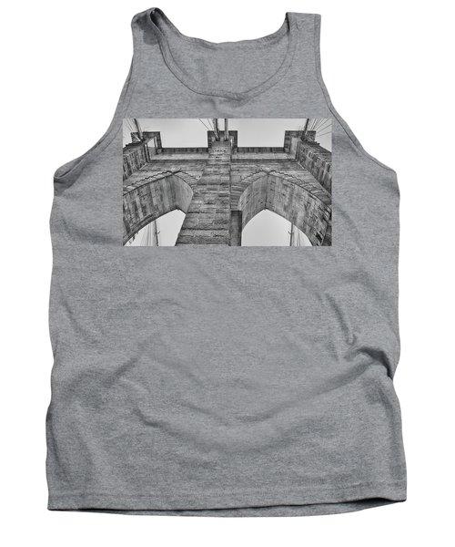 Brooklyn Bridge Tower Tank Top
