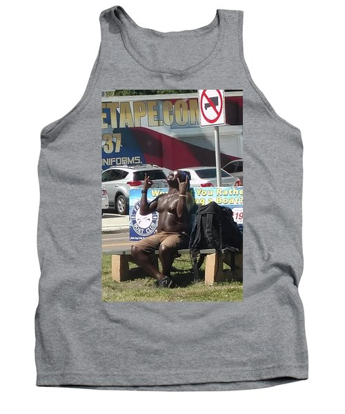 Brother Tank Top