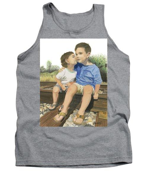 Brotherly Love Tank Top