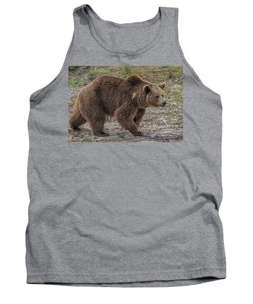 Brown Bear 6 Tank Top