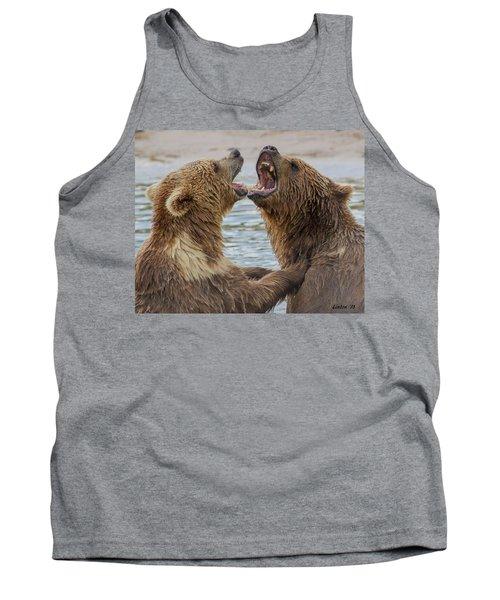 Brown Bears4 Tank Top