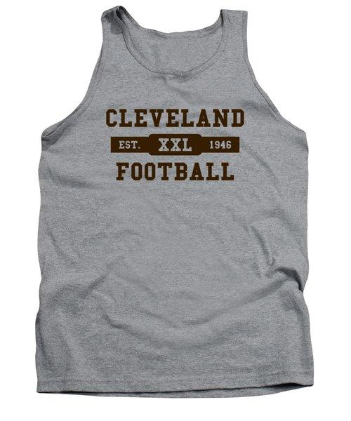 Browns Retro Shirt Tank Top
