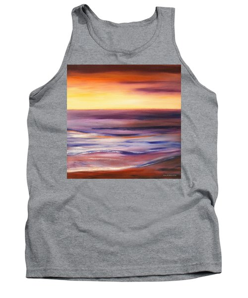 Brushed 9 Tank Top