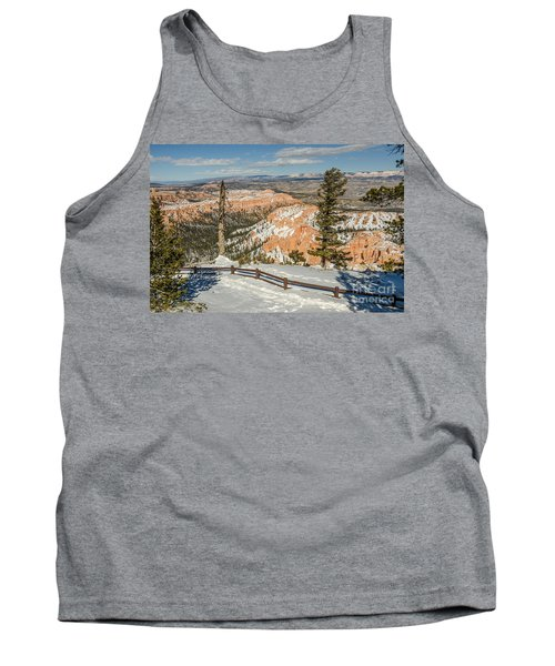 Bryce Amphitheater From Bryce Point Tank Top by Sue Smith