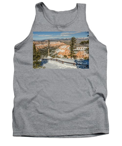 Bryce Amphitheater From Bryce Point Tank Top