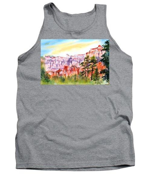 Bryce Canyon #3 Tank Top by Betty M M Wong