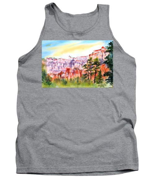 Bryce Canyon #3 Tank Top