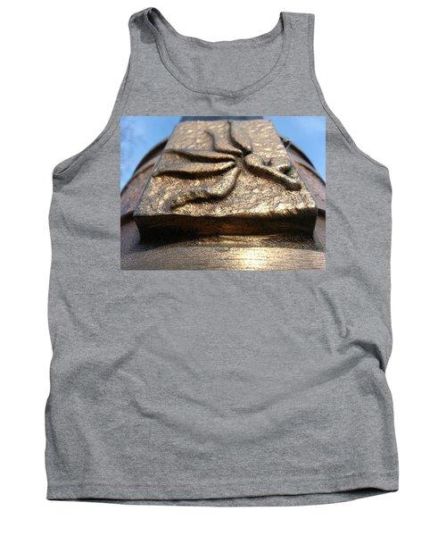 Tank Top featuring the photograph Buckeye Collar by Robert Knight
