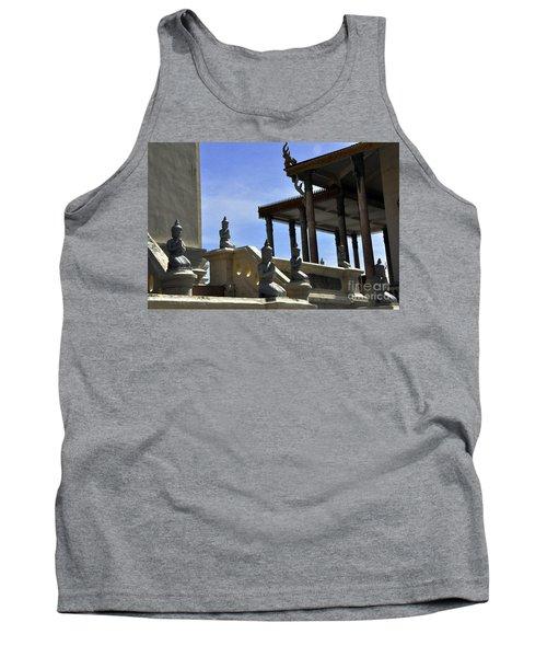 Buddha Clan Tank Top