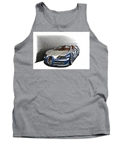 Bugatti V Tank Top