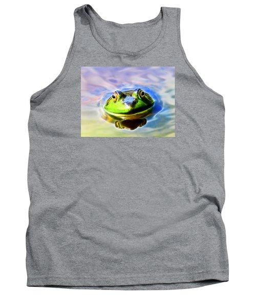 Bullfrog Tank Top