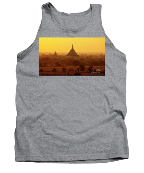 Burma_d2227 Tank Top by Craig Lovell