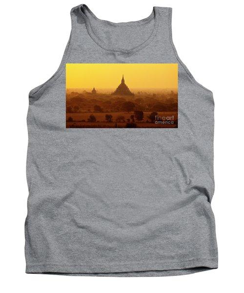 Burma_d2227 Tank Top
