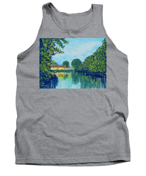 Burnby Hall Tank Top