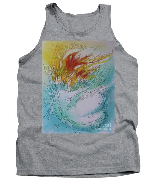 Burning Thoughts Tank Top